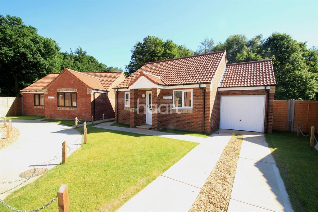 2 Bedrooms Bungalow for sale in Maple Drive, The Birches, Necton