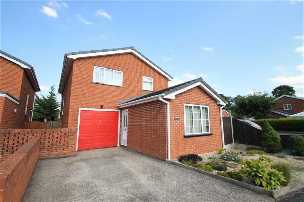 3 Bedrooms Detached House for sale in Barton Close, Wrexham