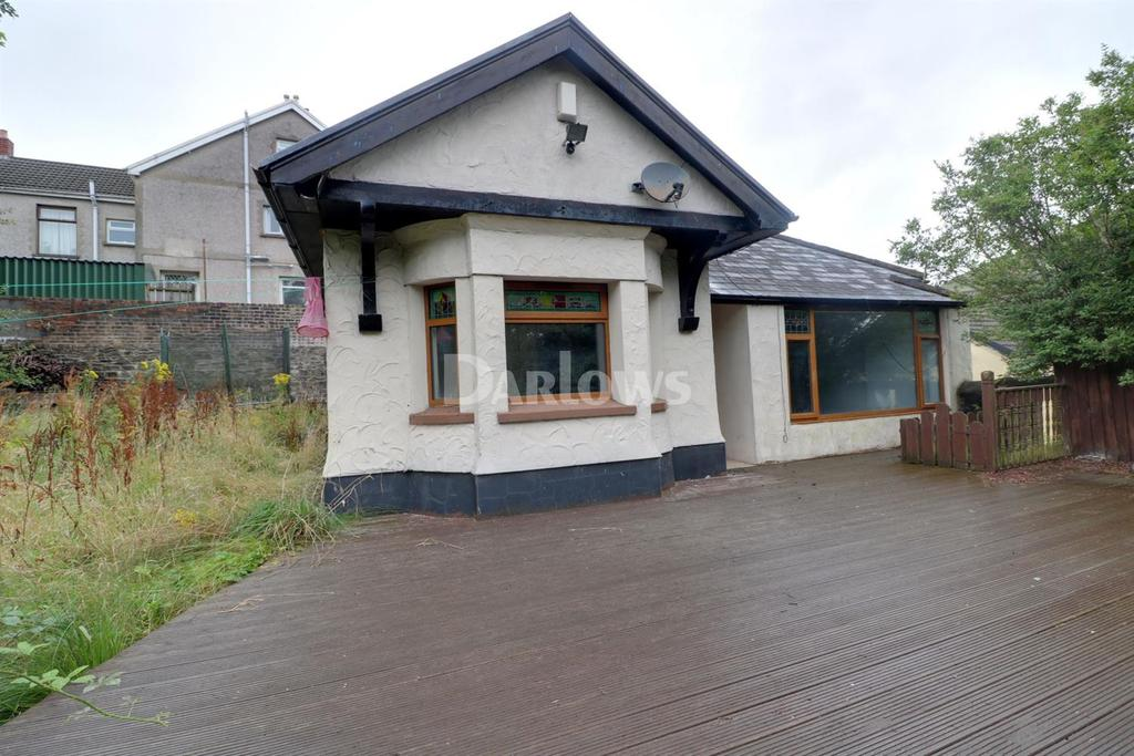 3 Bedrooms Bungalow for sale in Holborn Terrace, Tonypandy