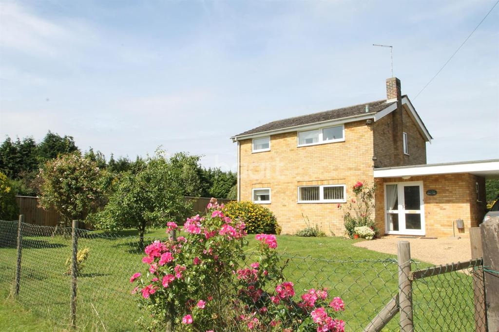 3 Bedrooms Detached House for sale in Bury Road, Lawshall, Bury St Edmunds