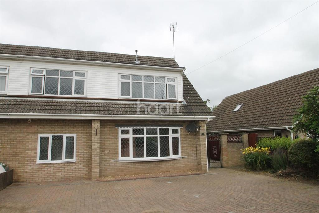 4 Bedrooms Semi Detached House for sale in WISBECH