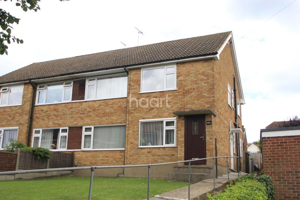 2 Bedrooms Flat for sale in South Benfleet