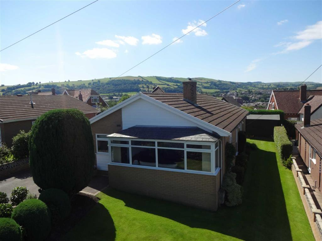 4 Bedrooms Detached Bungalow for sale in Edelweiss, 2, Churchill Drive, Newtown, Powys, SY16