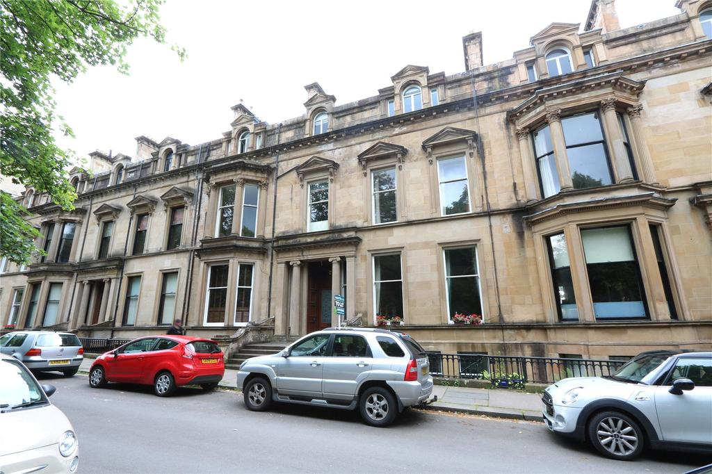 2 Bedrooms Apartment Flat for sale in Flat 6, Devonshire Terrace, Hyndland, Glasgow