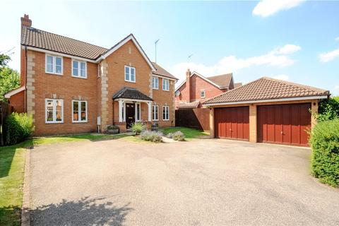 5 bedroom detached house for sale - Samwell Way, Hunsbury Meadows, Northamptonshire