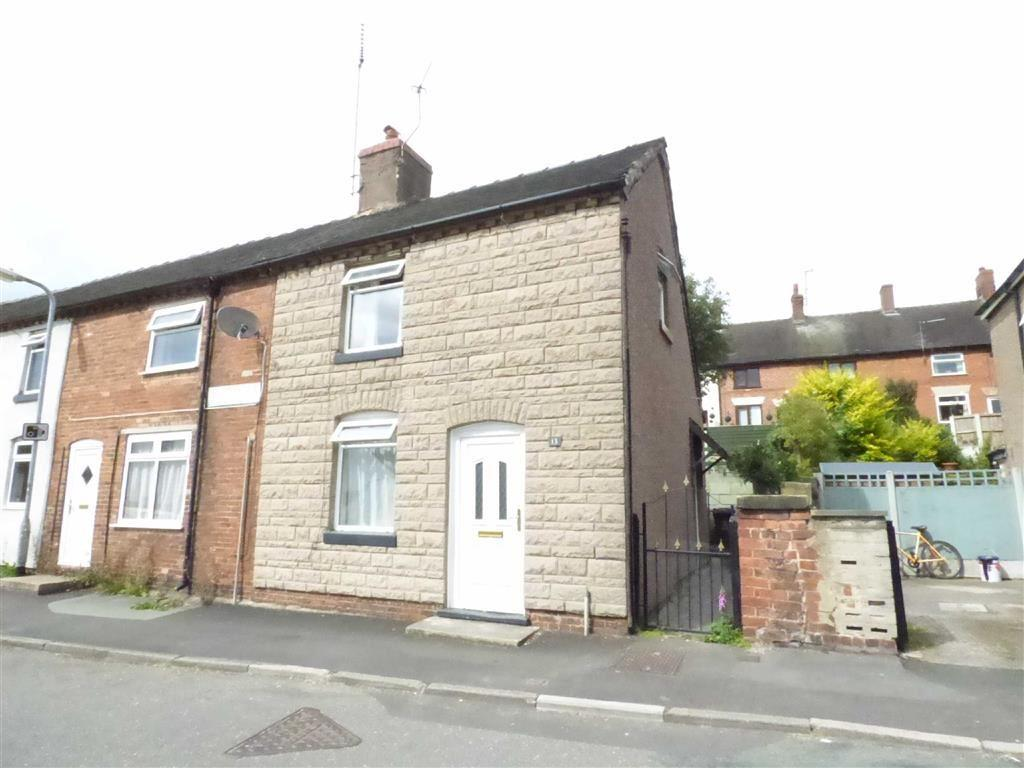 2 Bedrooms End Of Terrace House for sale in 13, St Thomas's Rd, Upper Tean
