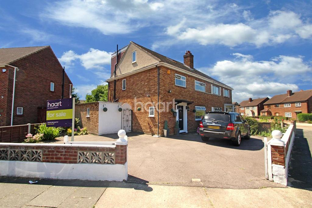 4 Bedrooms Semi Detached House for sale in Christchurch Avenue