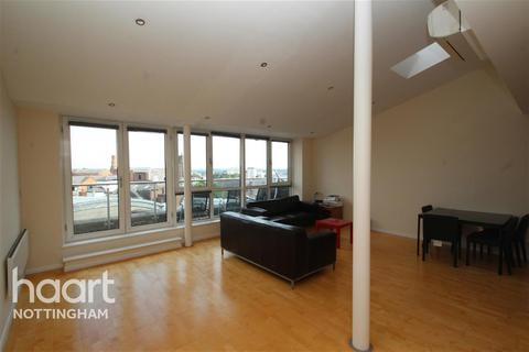 3 bedroom flat to rent - Fletcher Gate, The Lace Market NG1