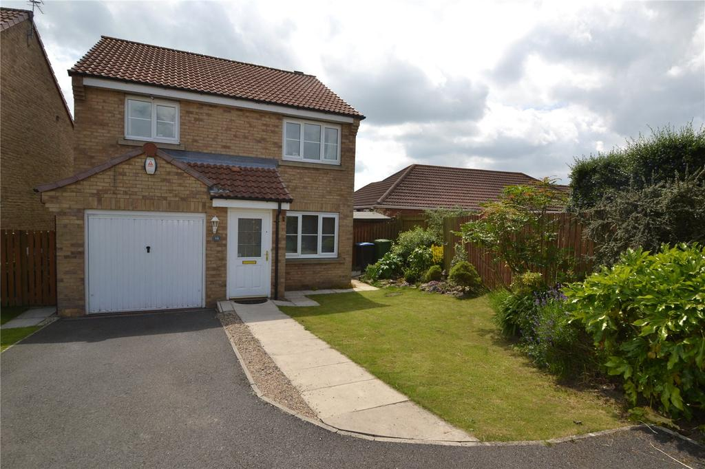 3 Bedrooms Detached House for sale in Grousemoor, Haswell, DH6