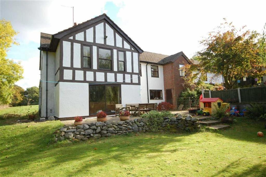 6 Bedrooms Detached House for sale in Cyffylliog, Ruthin