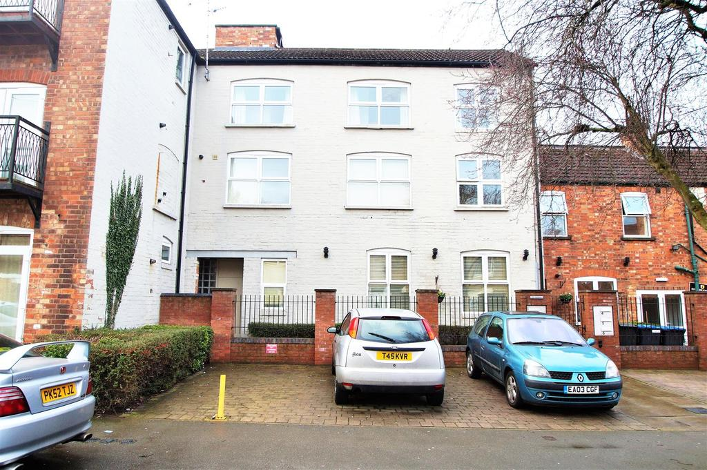 1 Bedroom Apartment Flat for sale in Hunter Street, Rugby