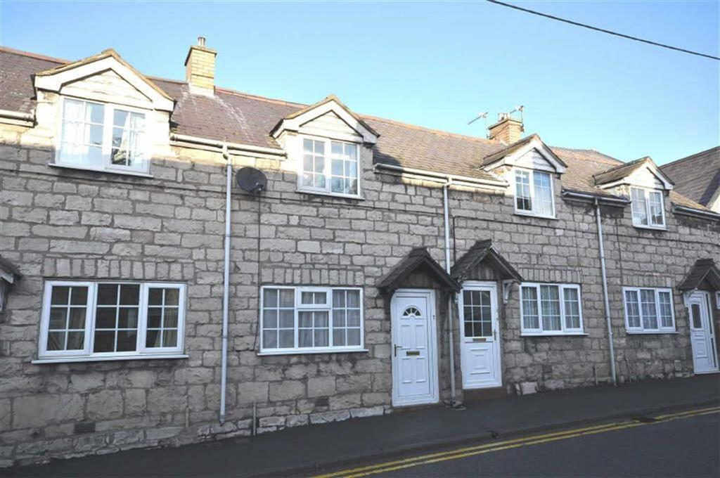 2 Bedrooms Terraced House for sale in Rhos Street, Ruthin