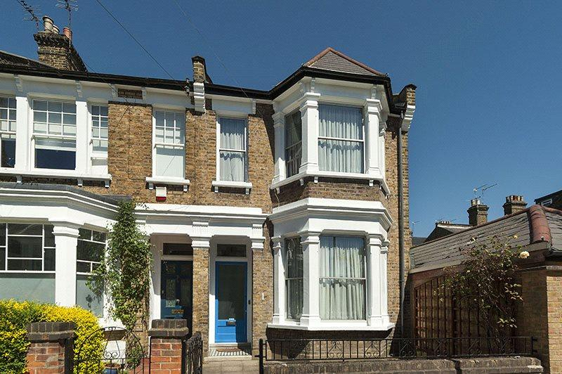 3 Bedrooms Terraced House for sale in Radnor Road, Queen's Park, London, NW6