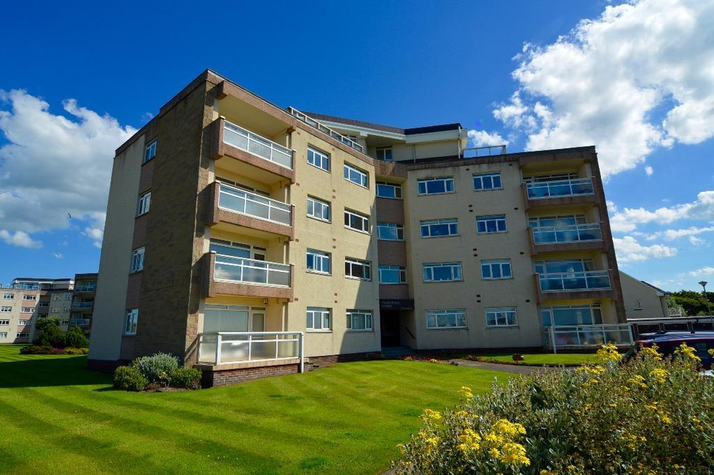 2 Bedrooms Flat for sale in Fairfield Park, Ayr, Ayrshire, KA7 2AU