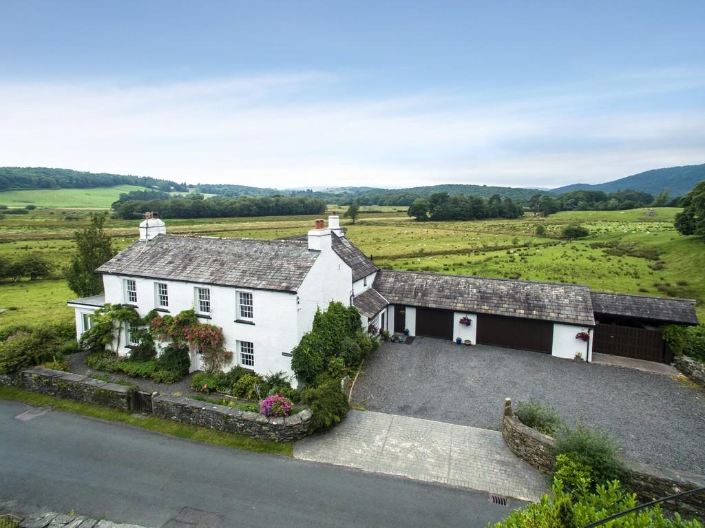 5 Bedrooms Farm House Character Property for sale in Cobblestones, Haverthwaite, Ulverston, LA12 8JW