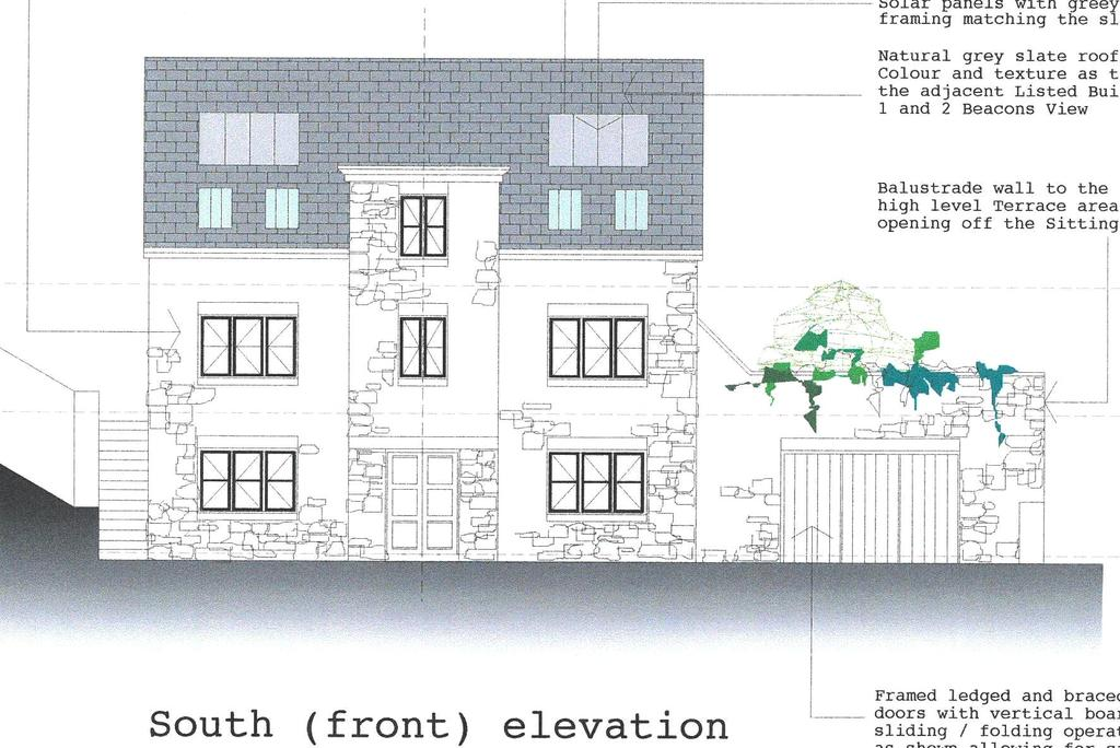 3 Bedrooms Plot Commercial for sale in Adjoining Beacon View, Battle, Brecon, Powys