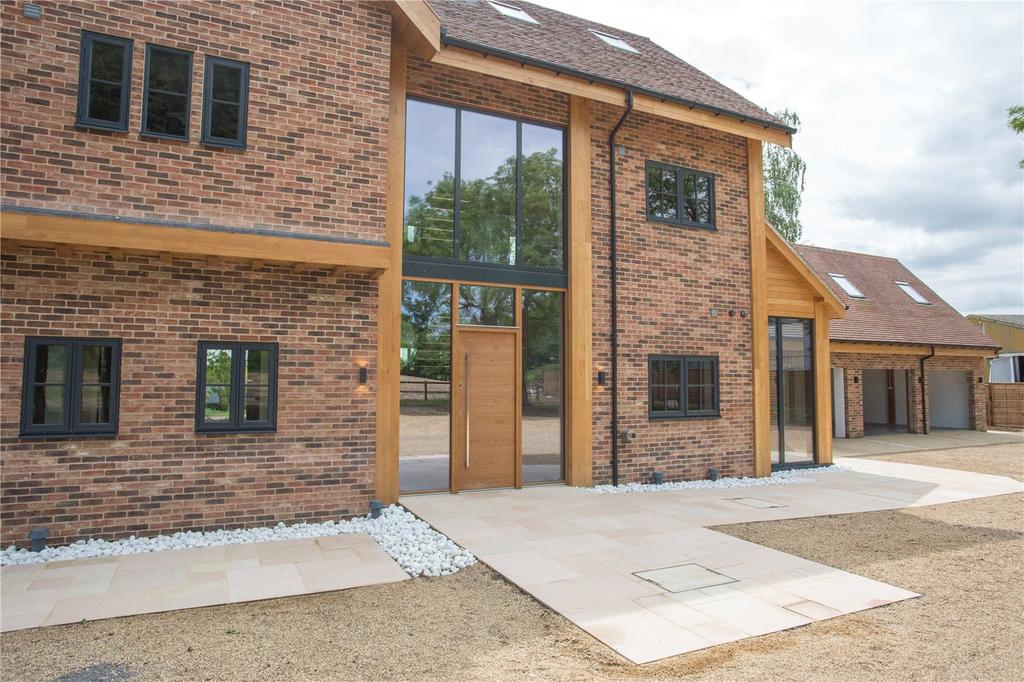 6 Bedrooms Detached House for sale in Seckford Lane, Great Bealings, Woodbridge, Suffolk