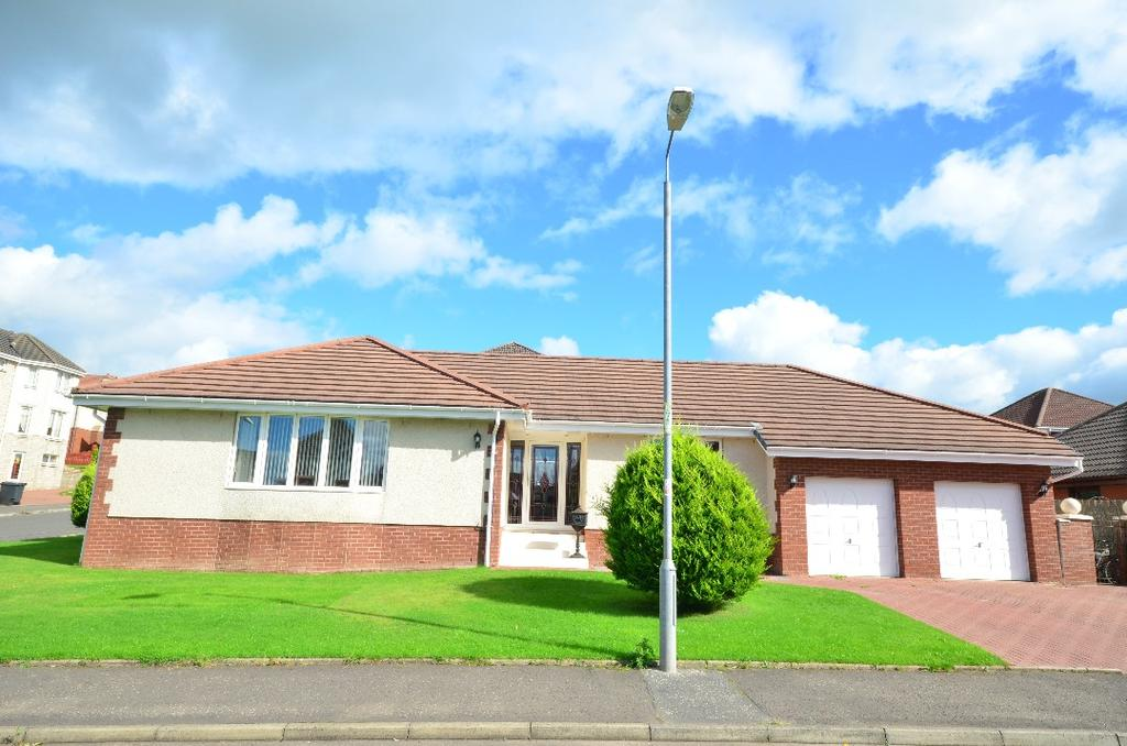4 Bedrooms Detached House for sale in Morris Crescent, Motherwell, North Lanarkshire, ML1 5NH