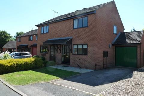 2 bedroom semi-detached house to rent - Bristol Way, Wellesbourne