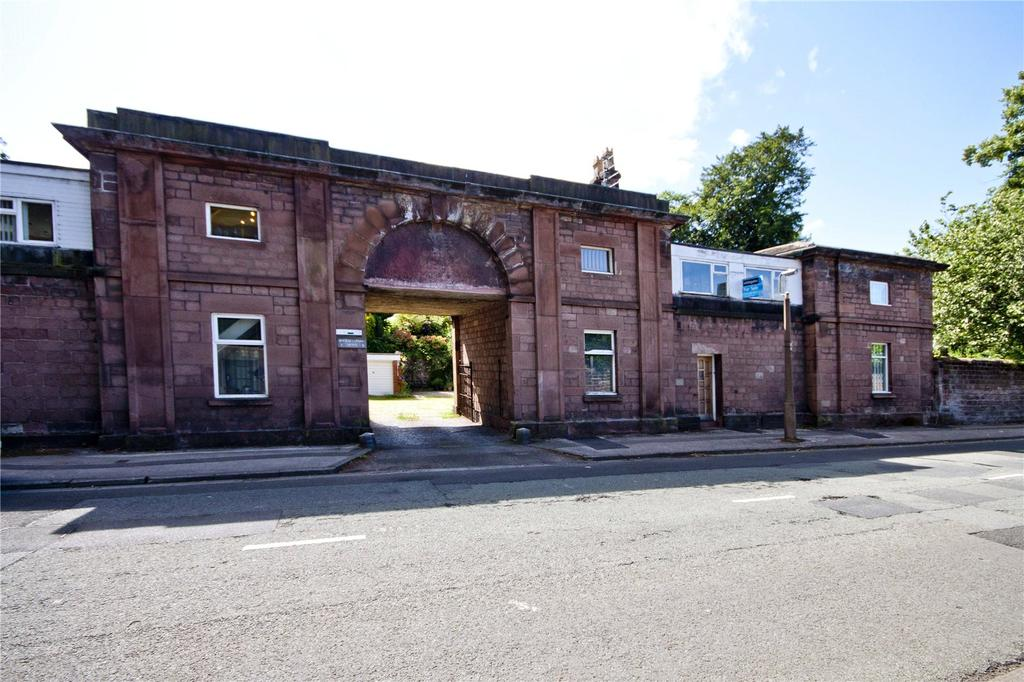 4 Bedrooms Semi Detached House for sale in Knolle Park Mews, Church Road, Woolton, Liverpool, L25