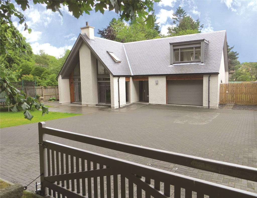 5 Bedrooms Detached House for sale in Coppice Lane, Grantown-on-Spey, Morayshire