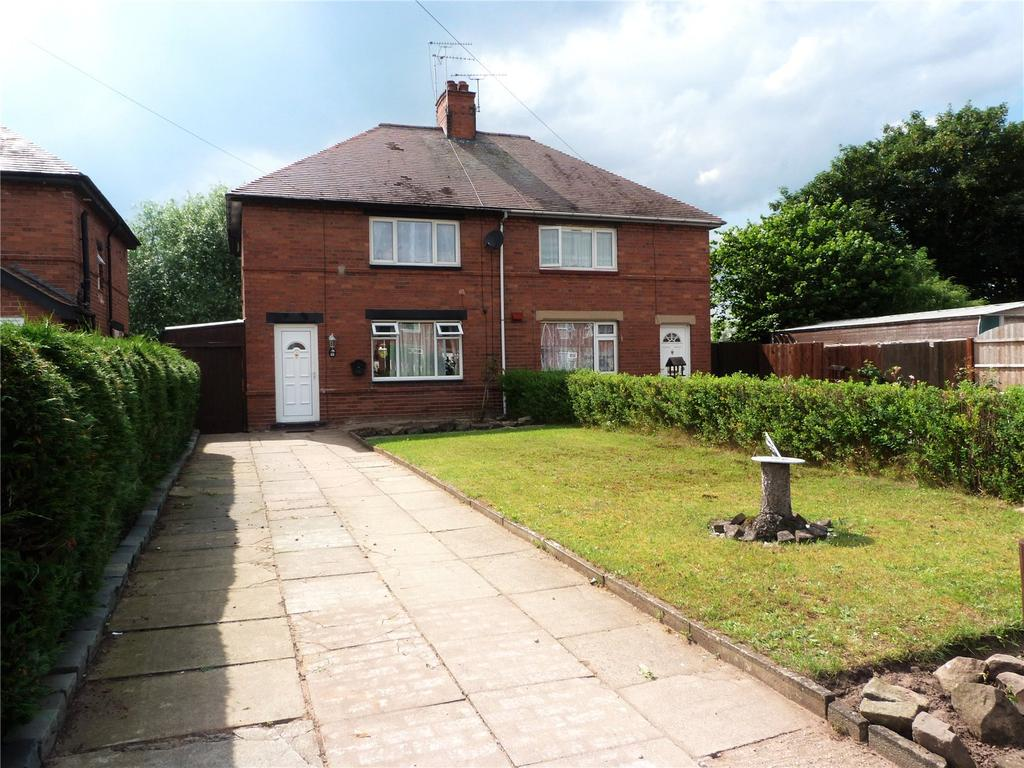 3 Bedrooms Semi Detached House for sale in Manor Road North, Nantwich, Cheshire, CW5