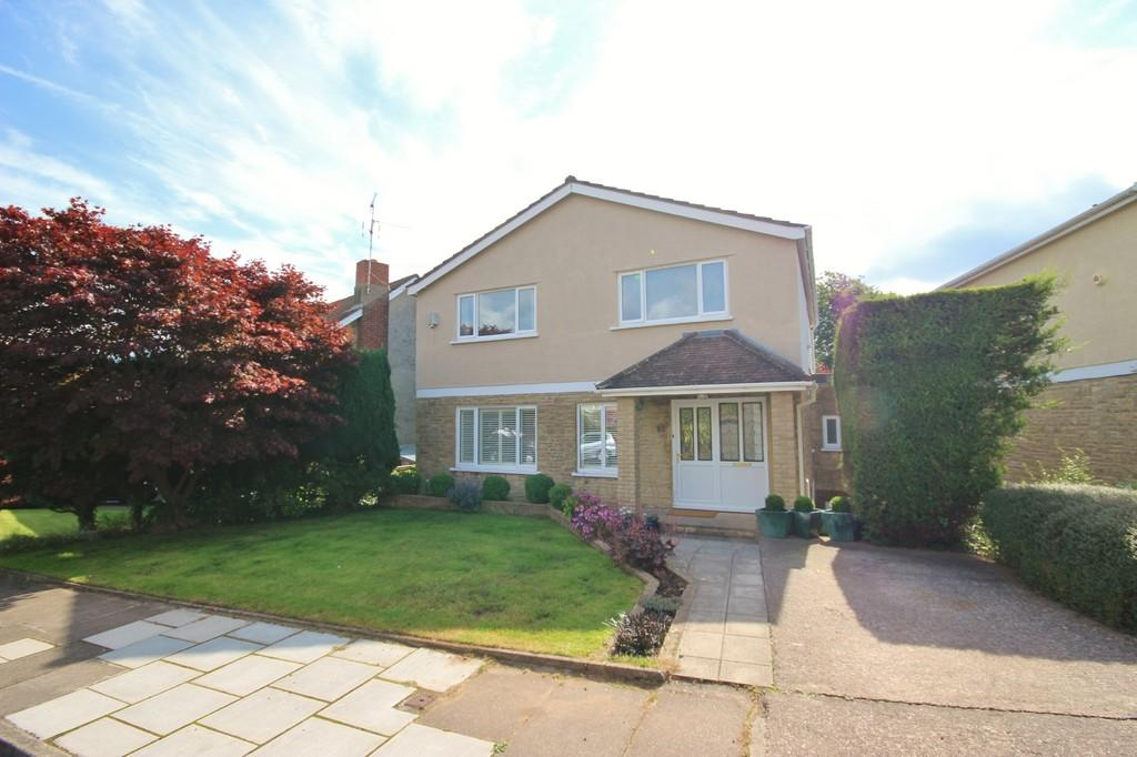 4 Bedrooms Detached House for sale in Dan-y-Bryn Avenue, Radyr, Cardiff