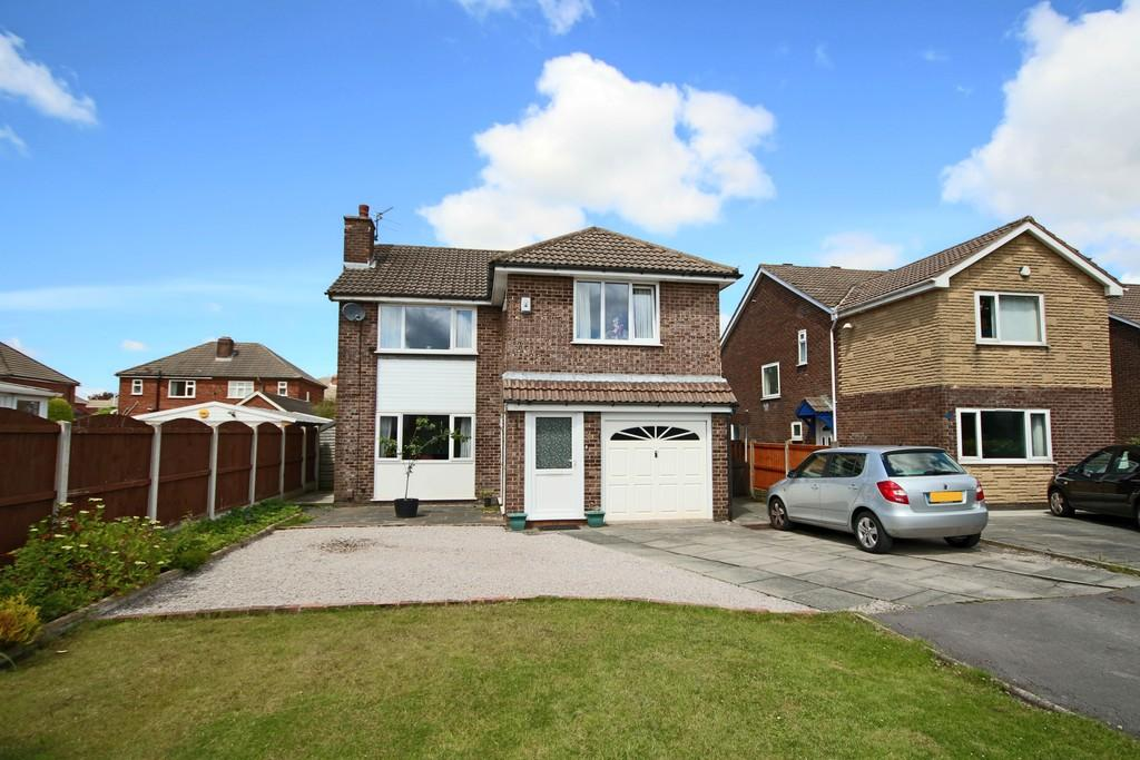 5 Bedrooms Detached House for sale in Ashtree Grove, Penwortham, Preston