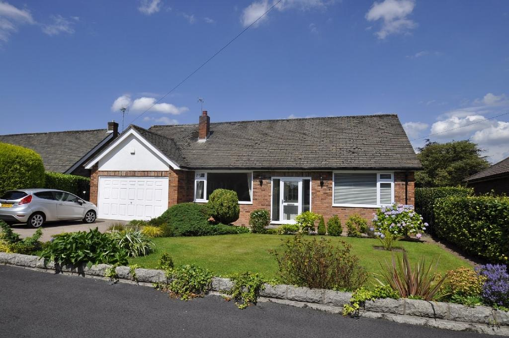 3 Bedrooms Detached Bungalow for sale in Southern Crescent, Bramhall