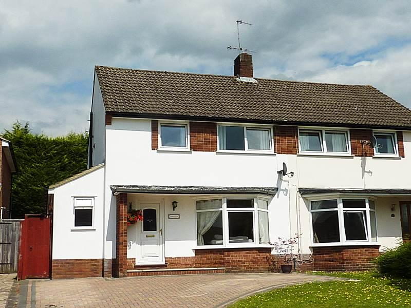 3 Bedrooms Semi Detached House for sale in BOURNE END