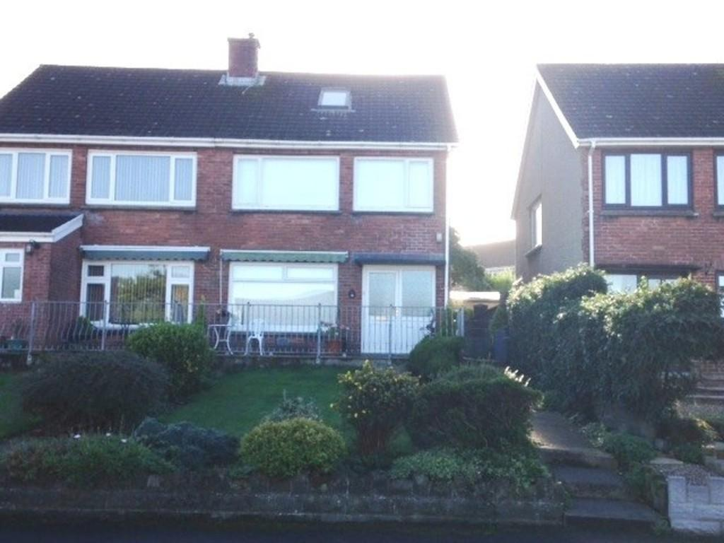 4 Bedrooms Semi Detached House for sale in Brynmorlais, Bryn, Llanelli, Carmarthenshire
