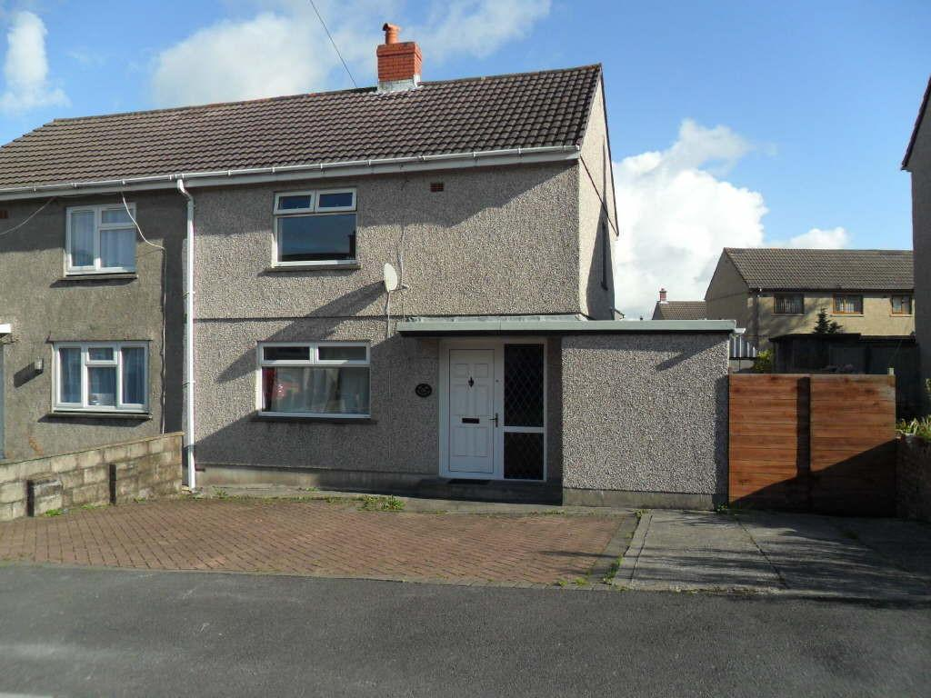 2 Bedrooms Semi Detached House for sale in Rhos Newydd, Tumble