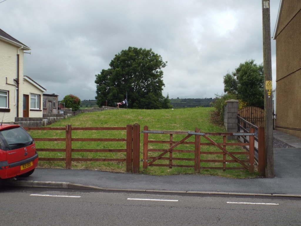 Land Commercial for sale in Plot 31 Myrtle Hill, Ponthenri, Ponthenri, Carmarthenshire