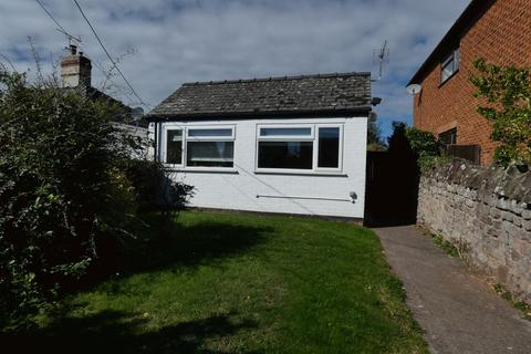1 bedroom detached bungalow to rent - Credenhill, Hereford