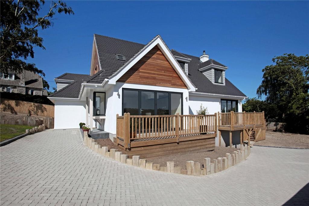 4 Bedrooms Detached House for sale in South Instow, Harmans Cross, Swanage, Dorset, BH19