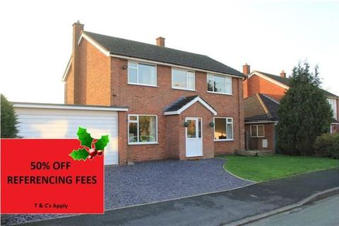 4 bedroom property to rent - The Flashes, Gnosall, Staffordshire, ST20 0HL