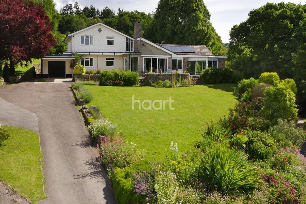 4 Bedrooms Detached House for sale in Brockweir, Chepstow, Monmouthshire