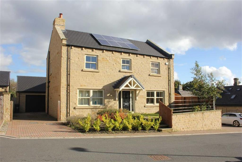 5 Bedrooms Detached House for sale in Green Howards Drive, Richmond, North Yorkshire