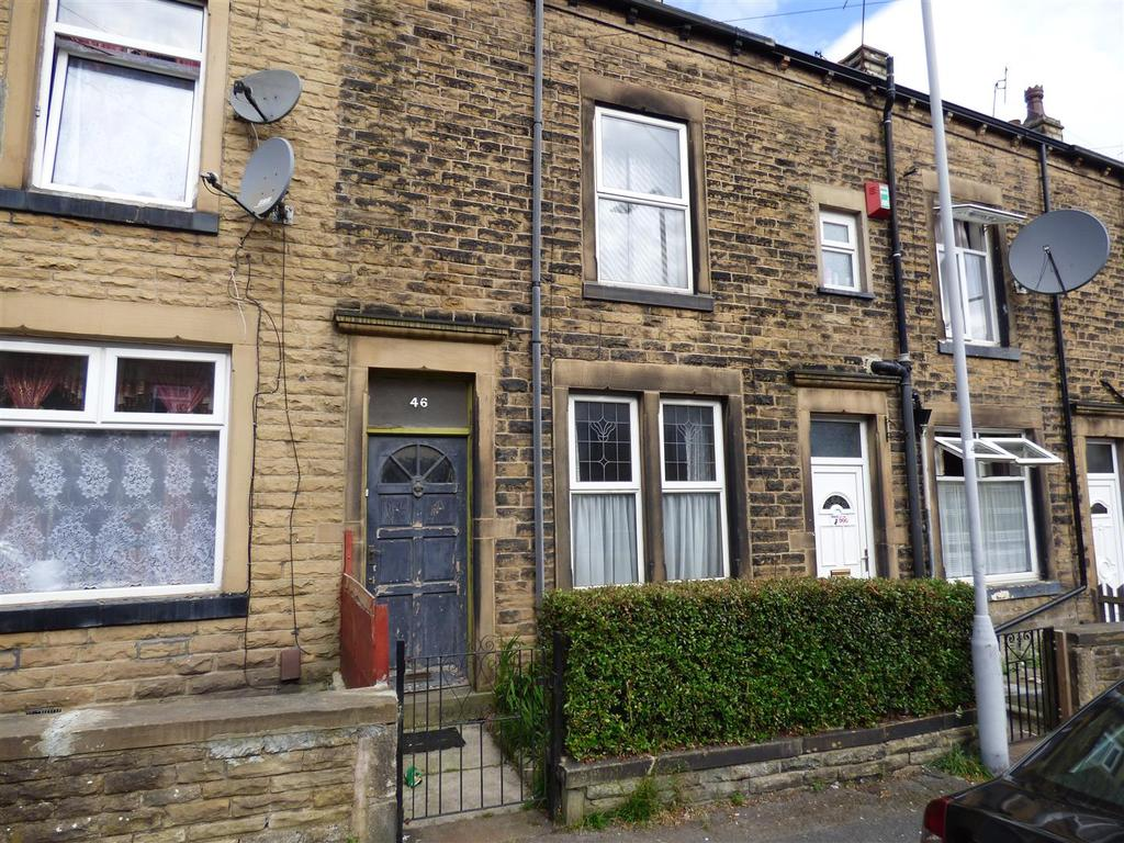2 Bedrooms Terraced House for sale in Tivoli Place, Little Horton, Bradford, BD5 0PG