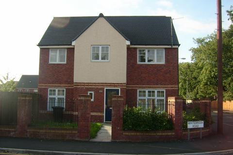 3 bedroom detached house to rent - Whitebrook Road Fallowfield Manchester M14 6EF