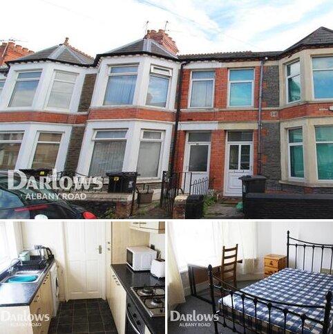 4 bedroom detached house to rent - Braeval Street, Roath