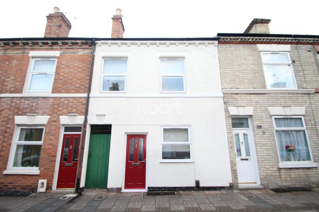 4 Bedrooms Terraced House for sale in Cobden Street, Loughborough