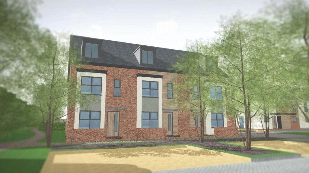 4 Bedrooms End Of Terrace House for sale in Cherry Paddocks, Cherry Willingham, LN3