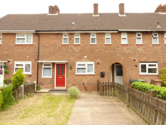 3 Bedrooms Terraced House for sale in Hardy Road,Walsall,West Midlands