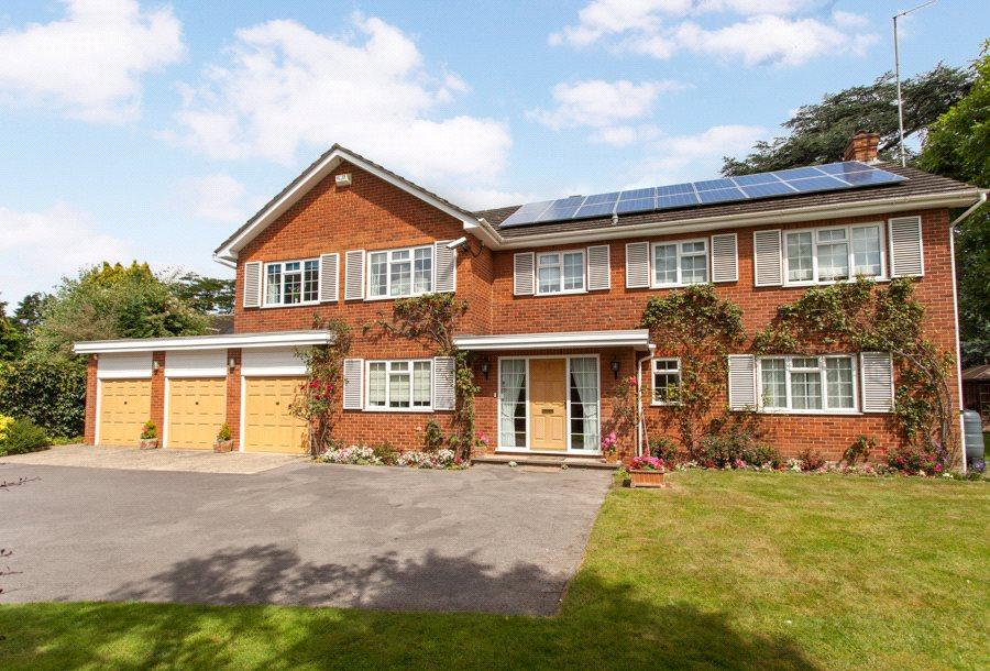 6 Bedrooms Detached House for sale in Coldmoorholme Lane, Bourne End, Buckinghamshire, SL8