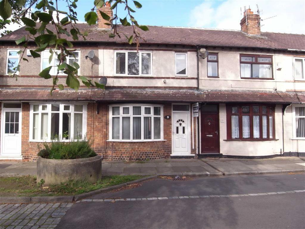 2 Bedrooms Terraced House for sale in Grey Street, Darlington
