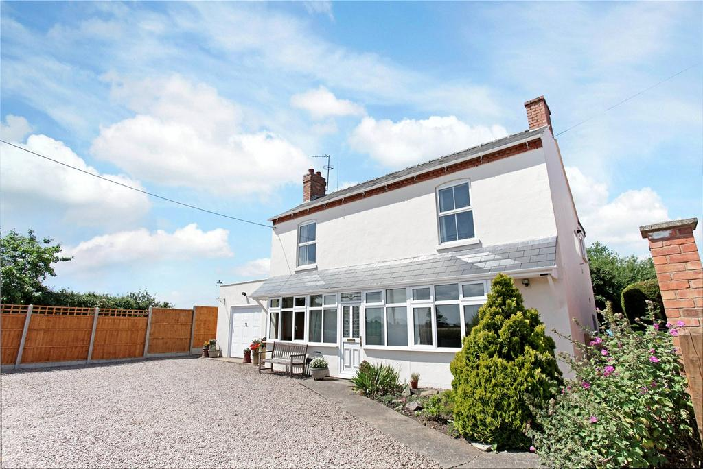 4 Bedrooms Detached House for sale in Hallow, Worcester, Worcestershire