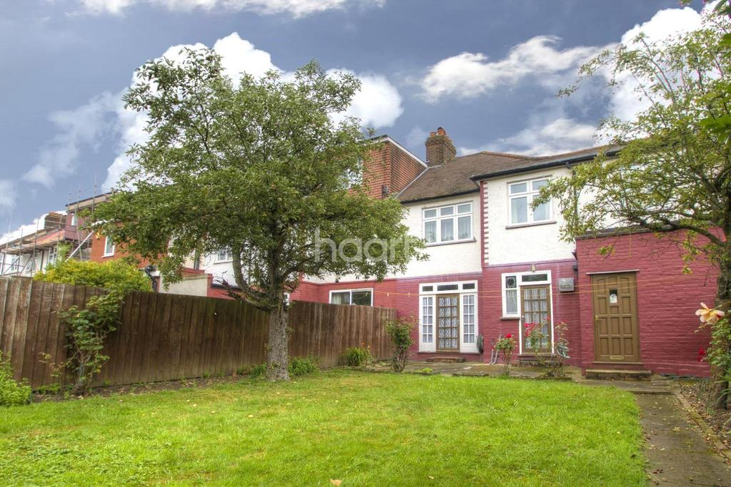 4 Bedrooms Semi Detached House for sale in Park View Road, NW10