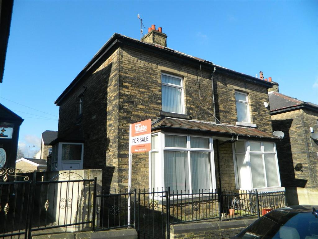 4 Bedrooms Semi Detached House for sale in Hastings Terrace, Marshfield, Bradford, BD5 9PL