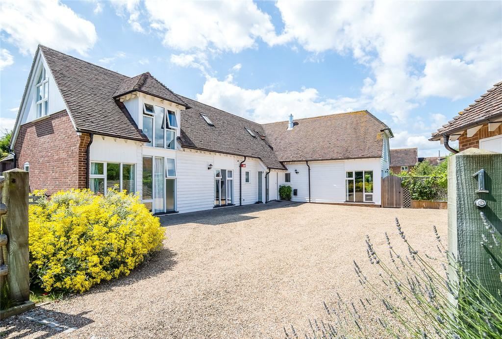 4 Bedrooms Detached House for sale in Ickham Court Farm, The Street, Ickham, Canterbury